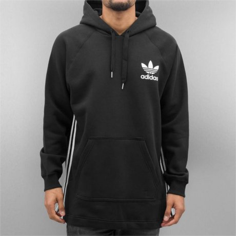 Adidas Originals Elongated Hoody Schwarz