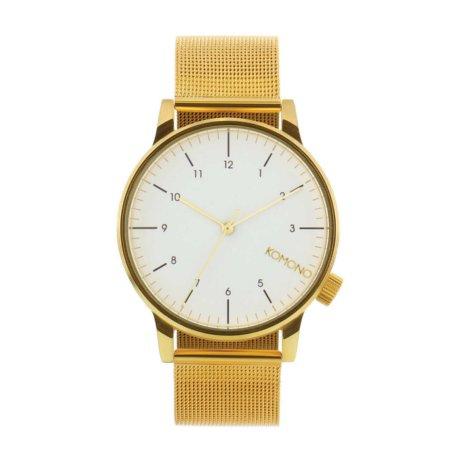 Komono Uhr Winston Royale Gold
