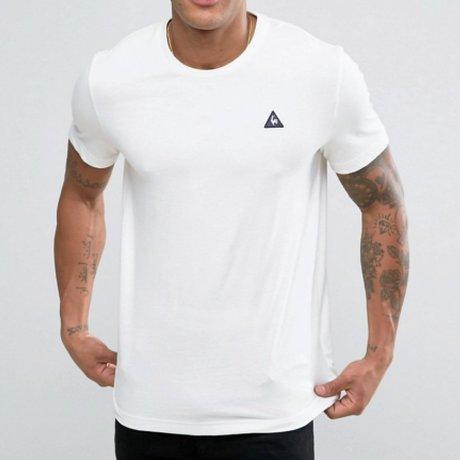 Le Coq Sportif T-Shirt Weiß