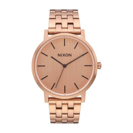 Nixon The Porter Uhr Bronze