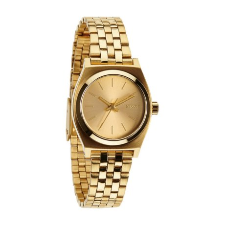 Nixon Uhr The Small Time Teller Gold
