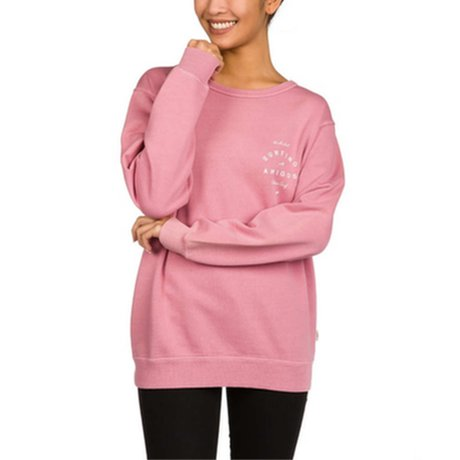 Pukas Sweater Surfing WA Pink