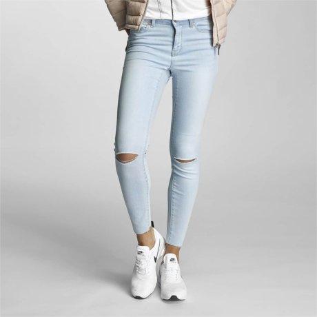 Vero Moda Jeans vmSeven blau