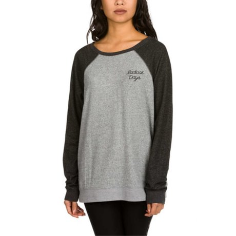 Volcom Sweater Sweet Grau