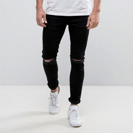 Yourturn Jeans Eng Schwarz